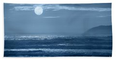 Early  Morning Splendor Beach Sheet by Sandra Bronstein