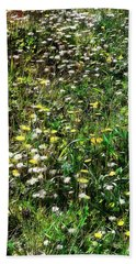 Early Spring Beauty In Umbria Beach Towel