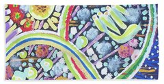 Early Spring Beach Towel