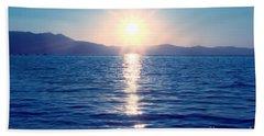 Early Sunset Beach Sheet