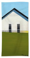 Earlysville Baptist Church Beach Towel