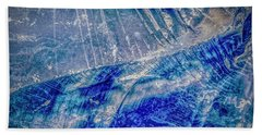 Beach Towel featuring the photograph Earth Portrait 001-102 by David Waldrop