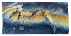 Earth Portrait 001-89 Beach Sheet
