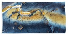 Beach Towel featuring the photograph Earth Portrait 001-89 by David Waldrop