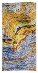 Earth Stone Beach Towel