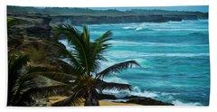East Coast Bay Beach Towel