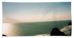 East Coastline In New Zealand Beach Sheet