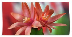 Easter Cactus Beach Sheet