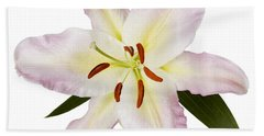 Easter Lilly 1 Beach Towel