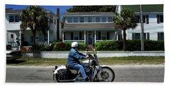 Easy Rider Beach Towel