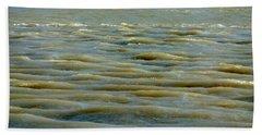 Eaux Vertes Beach Towel