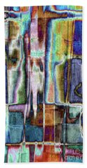 Eccentric Spirit Beach Towel by Tlynn Brentnall
