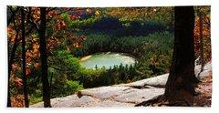 Echo Lake, New Hampshire Beach Sheet