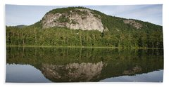 Echo Lake State Park - North Conway  New Hampshire Usa Beach Towel