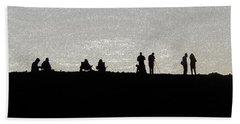 Eclipse Beach Towel