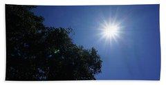 Eclipse Light Prism Beach Sheet