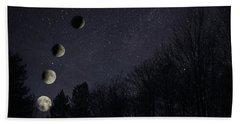 Eclipse Beach Sheet by Richard Engelbrecht