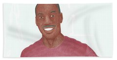 Eddie Murphy Beach Towel