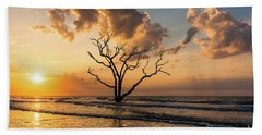 Edisto Island Sunrise I Beach Towel