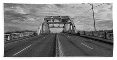 Edmund Pettus Bridge Selma Al Beach Sheet