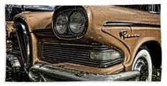 Edsel Ford's Namesake Beach Towel