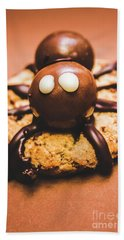 Eerie Monsters. Halloween Baking Treat Beach Sheet by Jorgo Photography - Wall Art Gallery