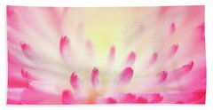 Beach Towel featuring the photograph Effervescence by Aimelle