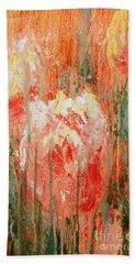 Efflorescence Beach Towel