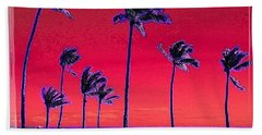 Eight Palms Beach Towel