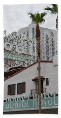 El Cortez Hotel Las Vegas Beach Sheet