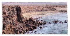 El Cotillo - Fuerteventura Beach Sheet by Joana Kruse