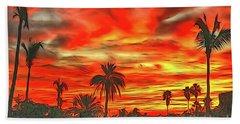 El Dorado Ano II Beach Sheet