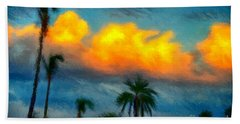 El Dorado Atardecer II Beach Sheet
