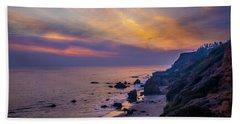 El Matador Sunset Beach Towel