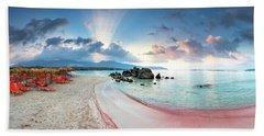 Elafonissi Beach Beach Sheet