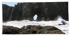Elephant Rock 2 Beach Towel