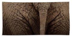 Elephant Tail Beach Towel