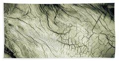 Elephant Wood Of Memory Beach Towel