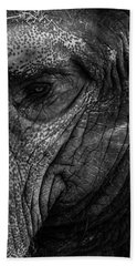 Elephants Eye Beach Towel