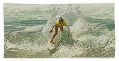 Ellie Brooks Aus Beach Sheet