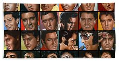 Elvis 24 Beach Towel
