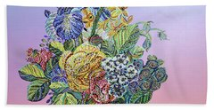 Emanation Beach Towel