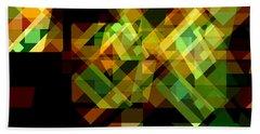 Beach Sheet featuring the digital art Embodiment 6 by Lynda Lehmann
