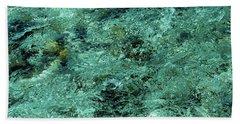 The Emerald Beauty Beach Sheet