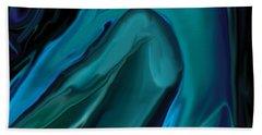 Emerald Love Beach Sheet by Rabi Khan
