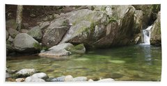 Emerald Pool - White Mountains New Hampshire Usa Beach Towel
