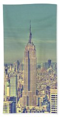 Empire State Beach Towel