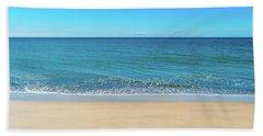 Empty Beach Beach Towel