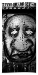Empty Eyes Beach Towel