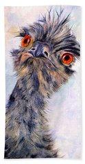 Emu Twister Beach Towel